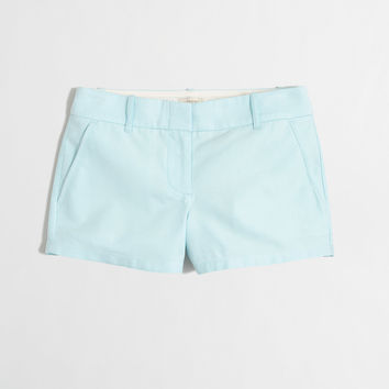 "Factory 3"" oxford Short : 3"" 