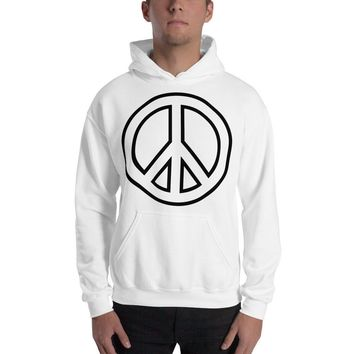 Quote Hooded Sweatshirt