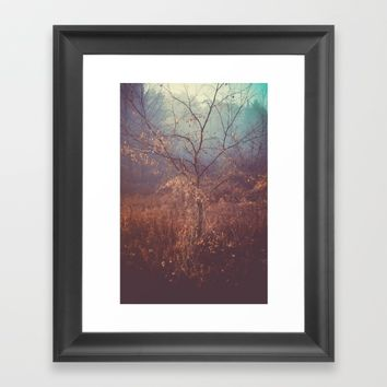 Another Story Framed Art Print by Faded  Photos