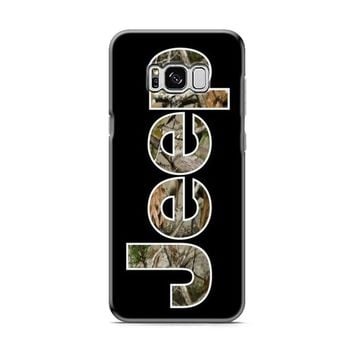 Browning Deer Camo  jeep Samsung Galaxy S8 | Galaxy S8 Plus case
