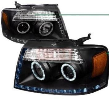 Ford F150 R8 Projector Headlights Performance Conversion Kit-h
