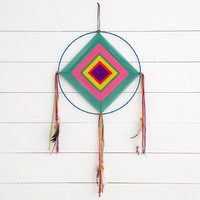 "15"" Dream Catcher with Gods Eye"