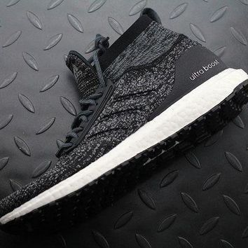 ONETOW Adidas Boost UB 3.5 All Terrain High Tops Women Men Fashion Trending Running Sports Black