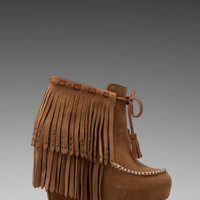 Koolaburra Tasso Bootie in Chestnut from REVOLVEclothing.com