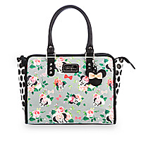 Minnie Mouse Floral Tote Bag by Loungefly - Disney Boutique