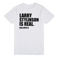 LARRY STYLINSON IS REAL DEAL WITH IT