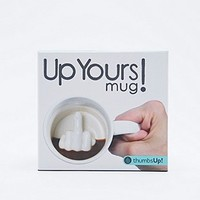 Up Yours Mug - Urban Outfitters