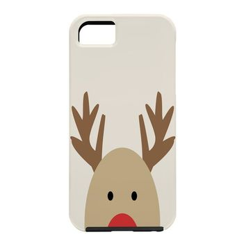 Allyson Johnson Reindeer Cell Phone Case