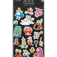 Disney Alice In Wonderland Sticker Pack