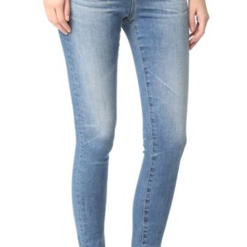 The Mila Super High Rise Skinny Jeans