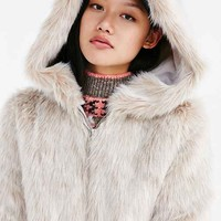 BB Dakota Kaity Faux Fur Jacket