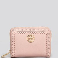 Tory Burch Coin Case - Robinson Spectator Zip | Bloomingdale's