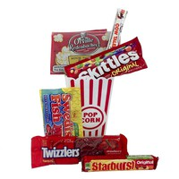 Movie Snack Gift Basket (Corn)