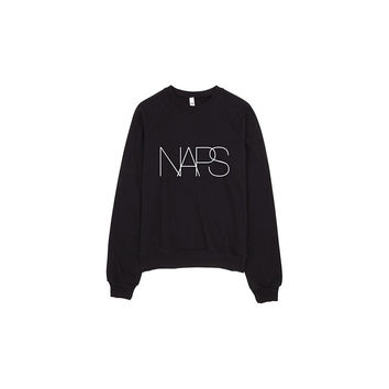 NAPS Cosmetic Chic Typography Sweater