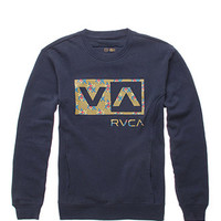 RVCA Fauna VA Box Crew Fleece at PacSun.com