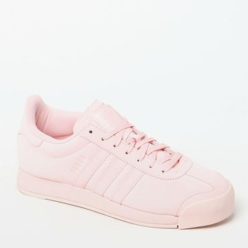 adidas Women's Pink Samoa Sneakers at PacSun.com