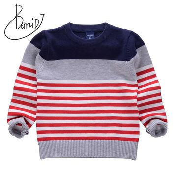 kids sweaters boys striped sweaters children pullover spring baby boy knitted top child boy sweater winter clothes