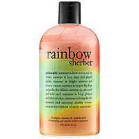 Philosophy Rainbow Sherbet™ Shampoo, Shower Gel & Bubble Bath: Body Cleanser | Sephora