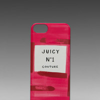 Juicy Couture Juicy No.1 iPhone 5 Case in Multi from REVOLVEclothing.com