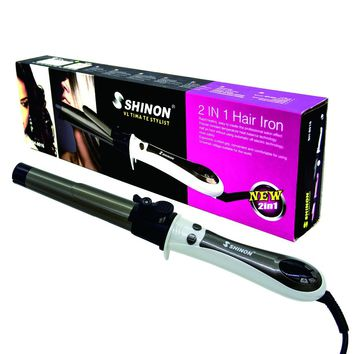 Hair Curler Automatic  Ceramic Hair Curlers Multi Function Curling Iron Wand Wave Curler Professional Styling Tools
