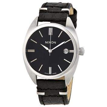 Nixon Supremacy Black Dial Automatic Mens Watch A353-000