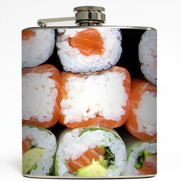 Sushi - Foodie Flask
