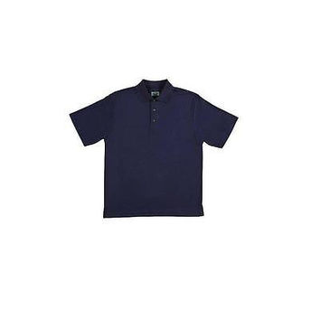 Men's Performance Short Sleeve Polo Shirt, 2XL 50-52, Peacoat/Navy Ben Hogan