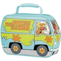 Scooby Doo The Mystery Machine Insulated Lunch Kit