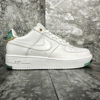 [ Free  Shipping ]  Nike Air Force 1 919521-100  Basketball Shoes