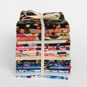 Fat Quarter Bundle Fabric by Cotton + Steel   Made in Japan