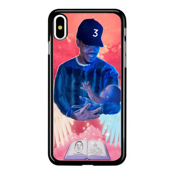 Chance The Rapper Baby iPhone X Case
