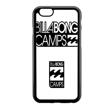 billabong camps logo iPhone 6 Case
