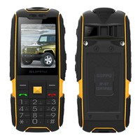 SUPPU X6000 Russian long standby Dual Card power bank FM radio shockproof IP67 100% real waterproof Rugged mobile phone P061
