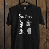 Starters pokemon  Mens T Shirt and Womens T Shirt **