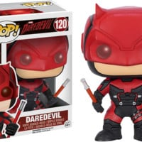 Daredevil - Red Suit Daredevil Pop! Vinyl Figure