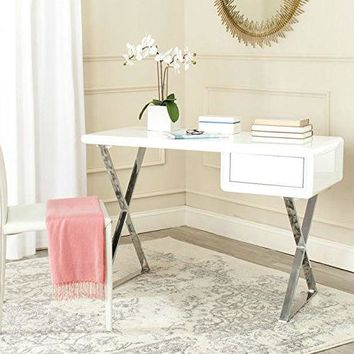 White Desk With Draw For Home Office Or Student