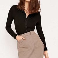 BDG Twill Utility Skirt - Urban Outfitters