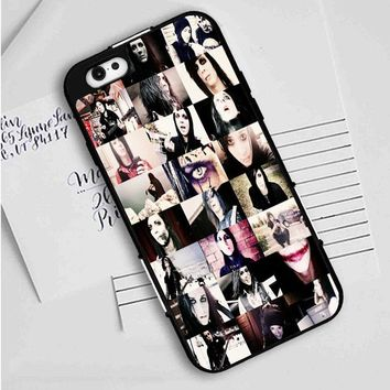 Motionless In White (collage) iPhone Case