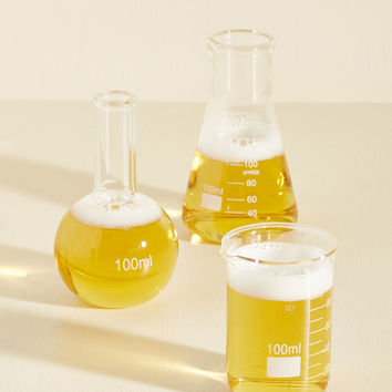 True to Formula Flask Set | Mod Retro Vintage Kitchen | ModCloth.com
