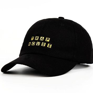 Trap House Waffle House Hat