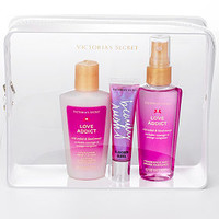 Love Addict Jet Setter Travel Essentials - VS Fantasies - Victoria's Secret