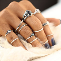 Shady Ring Set