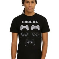 PlayStation Evolve Controller T-Shirt