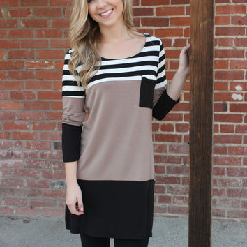 Sold Out! Morning Coffee Tunic