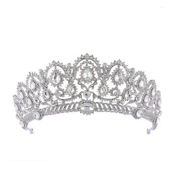 Bridal Crystal Tiara Rhinestone Crown Wedding Engagement