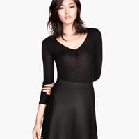 H&M Lyocell Top $12.95