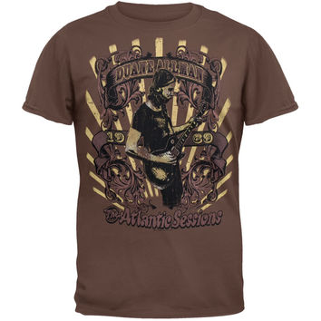 Duane Allman - Atlantic Sessions T-Shirt