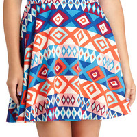Cool Hand Look Skirt | Mod Retro Vintage Skirts | ModCloth.com