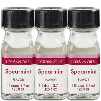 Spearmint Flavoring Oil
