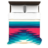 KESS InHouse Surf Duvet Cover Collection